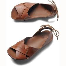 <b>2018 Summer New Women</b> Fashion Sandals Bandage Flat Shoes ...