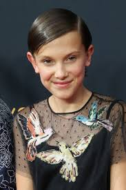 Millie Bobby Brown at an event for The 68th Primetime Emmy Awards