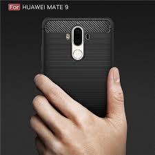 Luxury Soft <b>Carbon Fiber</b> TPU Cases for Huawei Mate 9 Case <b>Slim</b> ...