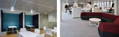 bespoke seating pods and breakout furniture for office refurbishment bespoke office desks