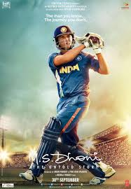 M.S.Dhoni The Untold Story 2016