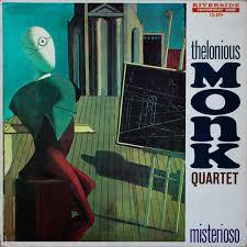 <b>Thelonious Monk</b> Quartet* - <b>Misterioso</b> (1958, Vinyl) | Discogs