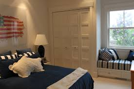 bifold closet doors bedroom contemporary with bedroom nautical theme bi fold doors home office