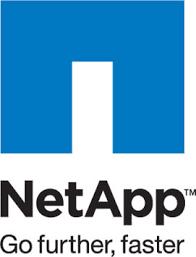 Logo of NetApp