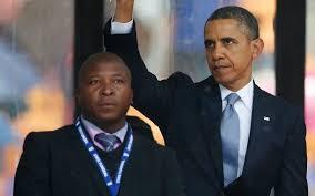 What happened to the fake Nelson Mandela interpreter? - Telegraph