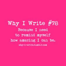 Image result for why i write