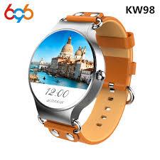 Оригинальные <b>умные часы kingwear</b> KW28 с поддержкой SIM и tf ...