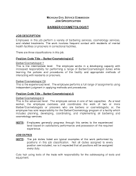 cosmetologist resume examples cosmetology instructor  seangarrette co  sample of resume for cosmetology    cosmetologist resume