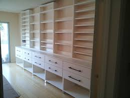 custom wall unit for cds books modern home office cabinets modern home office