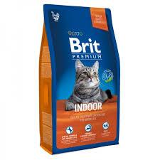 <b>Brit Premium Cat Indoor</b> 800g - Pet Bangla