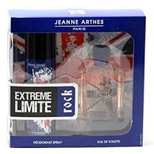Jeanne Arthes Extreme Limite Rock Men's Fragrance ... - Amazon.com