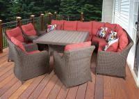<b>Комплект плетеной мебели</b> РИО-ГРАНДЕ жгут 30832-1кр с ...