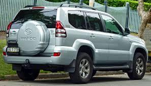 Toyota Land Cruiser Prado Toyota Land Cruiser Prado Wikipedia