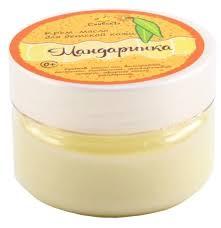 СпивакЪ <b>крем</b>-<b>масло для детской</b> кожи Мандаринка — купить по ...