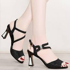 Fish mouth sandals <b>women 2019</b> summer new <b>sexy high</b>-heeled ...