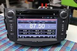 "<b>Штатная магнитола Toyota RAV4</b> (2006-2012) Android 7"" в Томске"