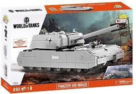 <b>Cobi</b> Танк Panzer VIII Maus (<b>Cobi</b>-3024) - купить в Киеве, цена 1 ...
