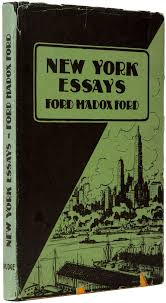 henry sotheran s ford ford madox new york essays