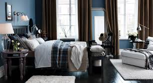 room curtains catalog luxury designs:  blue brown white bedroom