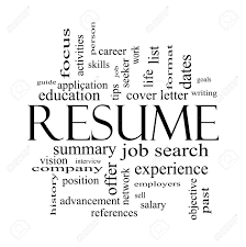 resume in word resume format pdf resume in word it professional resume word template resume word cloud concept in black
