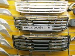 Тюнинг Toyota Hilux (vigo) 2011- <b>new решетка радиаторная</b> ...