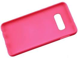 Чехол <b>NewLevel Rubber TPU</b> Hard для Galaxy S10e, цвет ...