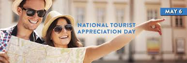 National Tourist Appreciation Day - May 6 - National Today