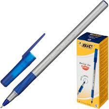 <b>Ручка шариковая Bic</b> Раунд Стик Экзакт синяя, 918543 0,35 мм