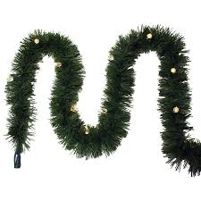 Artificial <b>Christmas Garland</b> at Lowes.com