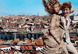 <b>Gigi Hadid</b> and Domhnall Gleeson In Fall's Most Romantic Looks ...
