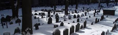 Granary Burying <b>Ground</b> (Where Paul Revere is <b>Buried</b>)