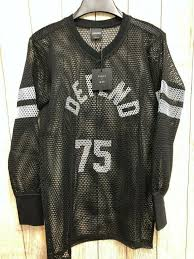 NWT <b>DEFEND PARIS</b> Men's Mesh Net Long Sleeve SWEATSHIRT ...