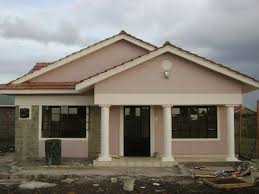 Three Bedroom Bungalow House Plans in Kenya Three Bedroom    Three Bedroom House Design in Kenya  Bedroom Section Houses