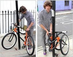 Новая противоугонная система у велосипеда - InfoDrive ...