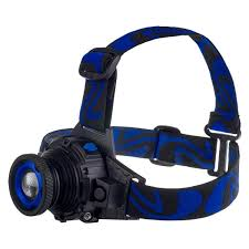 Налобный <b>фонарь Perfeo PF_A4403</b>, синий