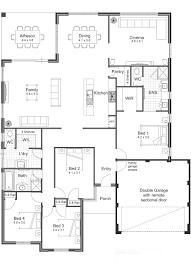 Floor Design   Open Floor House s    Extraordinary Modern Open Floor Plan House Plans