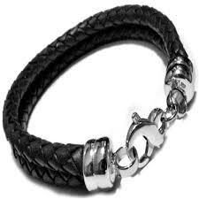 "Designer Ellis ""Infinity Double Strand"" <b>925 Sterling Silver</b> Braided ..."