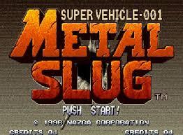 Metal Slug 2 (Mame)