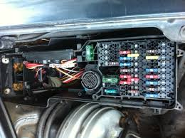 1997 mercedes e320 diagram under hood drivers side fuse box full size image