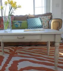 diy chalk paint chalk paint coffee table