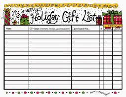 confessions of a holiday junkie christmas in day 5 gift list christmas corner