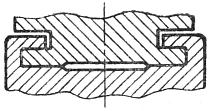 ГОСТ 10313-62 Обоймы и <b>вставки для крепления</b> ...