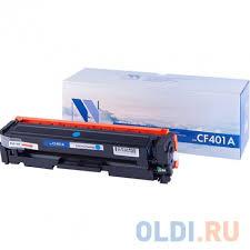 <b>Картридж NV-Print CF401A</b> для HP Laser Jet Pro M252 MFP M277 ...