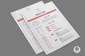page resume template clean design by chic templates 2 page resume template clean design by chic templates com