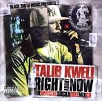 Right About Now album by Talib Kweli
