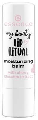 Essence <b>Бальзам для губ My</b> beauty lip ritual — купить по ...