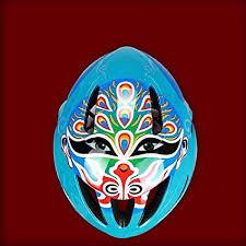 JKSPORTS <b>Play</b> theatrical mask in <b>GUB city</b> rides <b>helmet</b> cycling ...