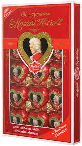Reber <b>Mozart</b> Herz'l <b>шоколадные конфеты</b>, 150 г — купить в ...