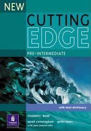 <b>New Cutting Edge Pre-Intermediate</b> Students' Book : Sarah ...