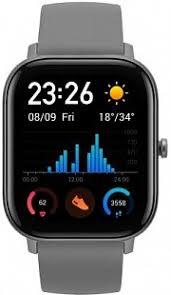 <b>Умные часы Huami</b> Amazfit GTS Gray - купить в магазине ПАРК ...